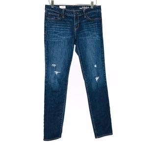 Gap 1969 Always Skinny Topaz Wash Jeans A060799